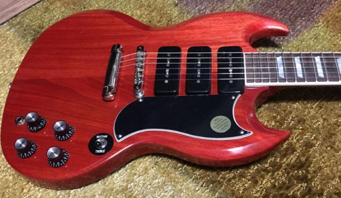 Gibson SG Gary Clark Jr