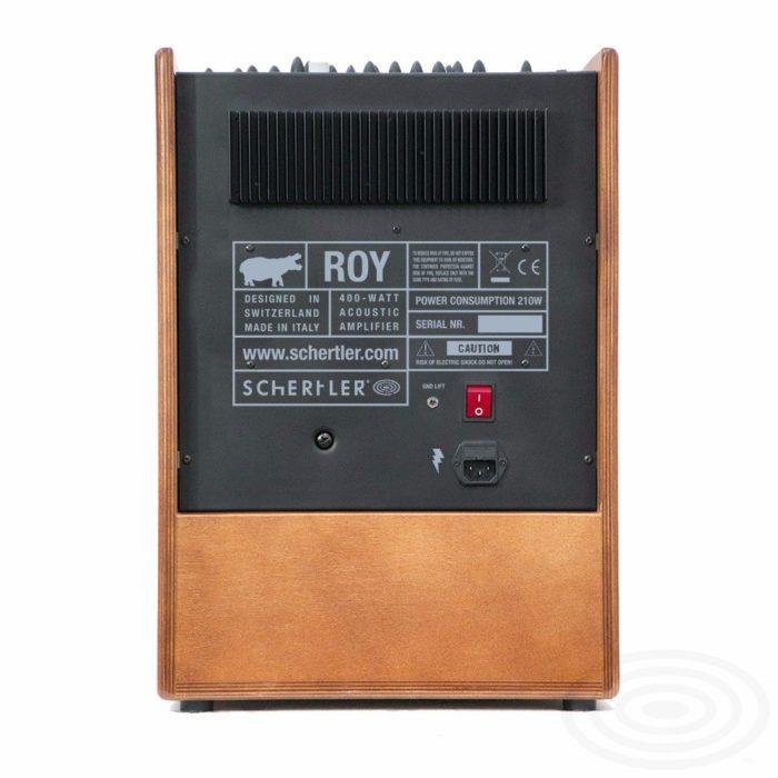 Schertler Roy