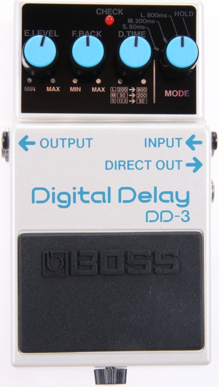 Boss DD3 delay