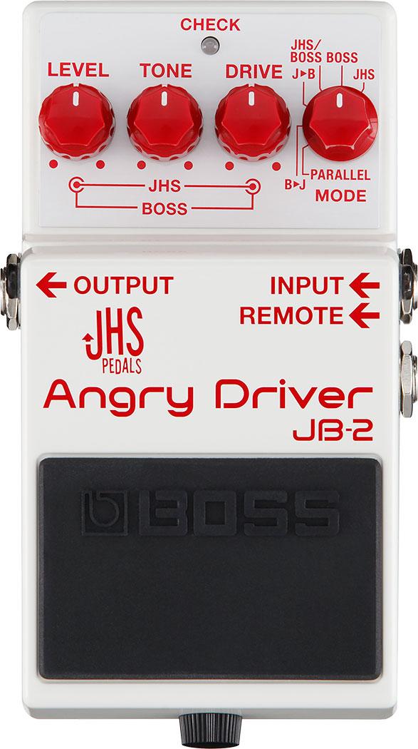 Boss Angry Driver JB-2