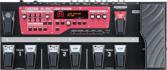 loop station boss rc300