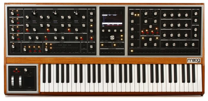 Moog One analog synth