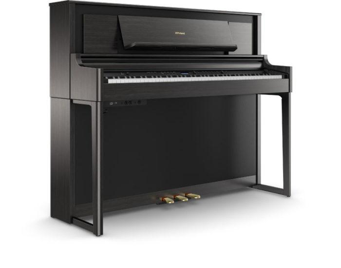 Roland LX706 noir