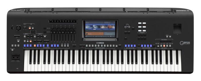 clavier arrangeur Yamaha Genos