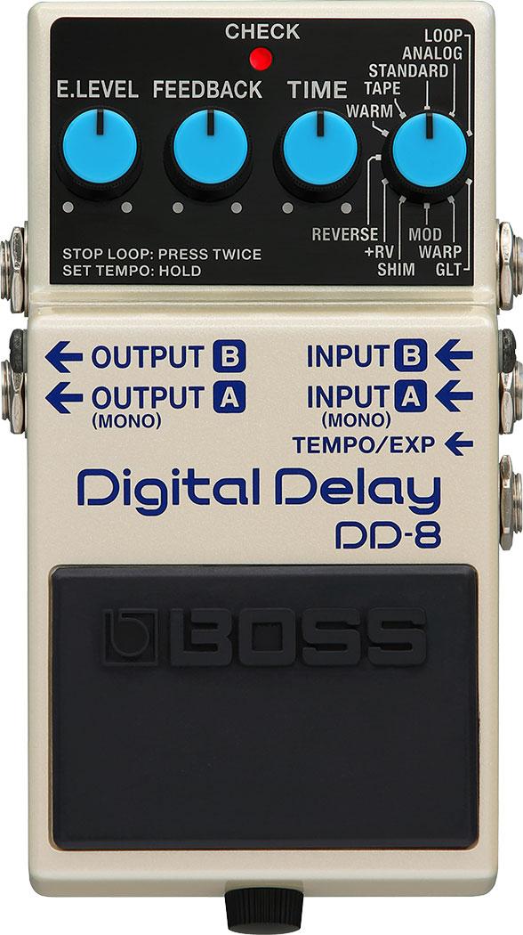 Delay Boss DD8