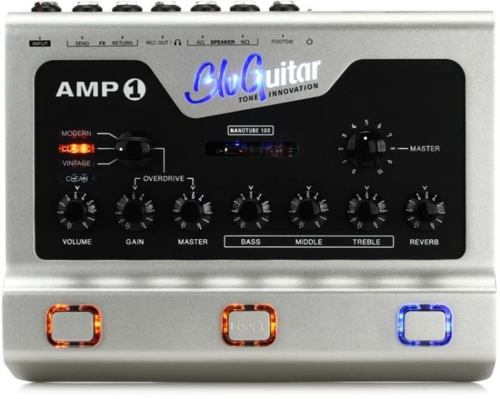 AMP 1 Mercury Edition