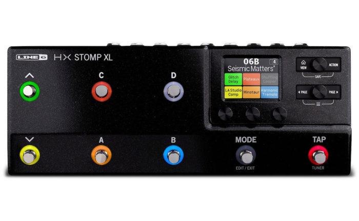 Line 6 HX Stomp XL